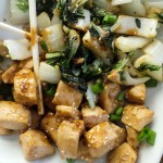 Asian Chicken w. Bok Choy