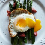 Roasted Breakfast Asparagus