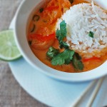 Light Red Thai Curry Soup