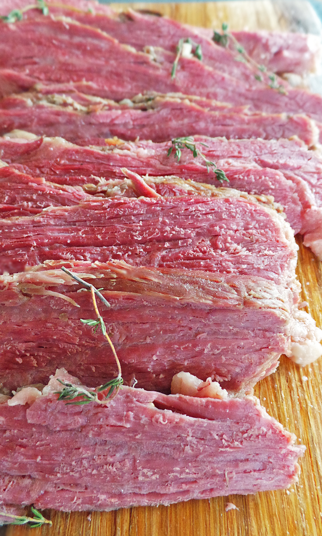 Corned Beef & Cabbage -