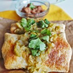 Shortcut Chicken Chimichangas – Restaurant Style