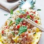 Not-so-Fried Hawaiian Rice