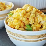 Maryland Crab Mac & Cheese