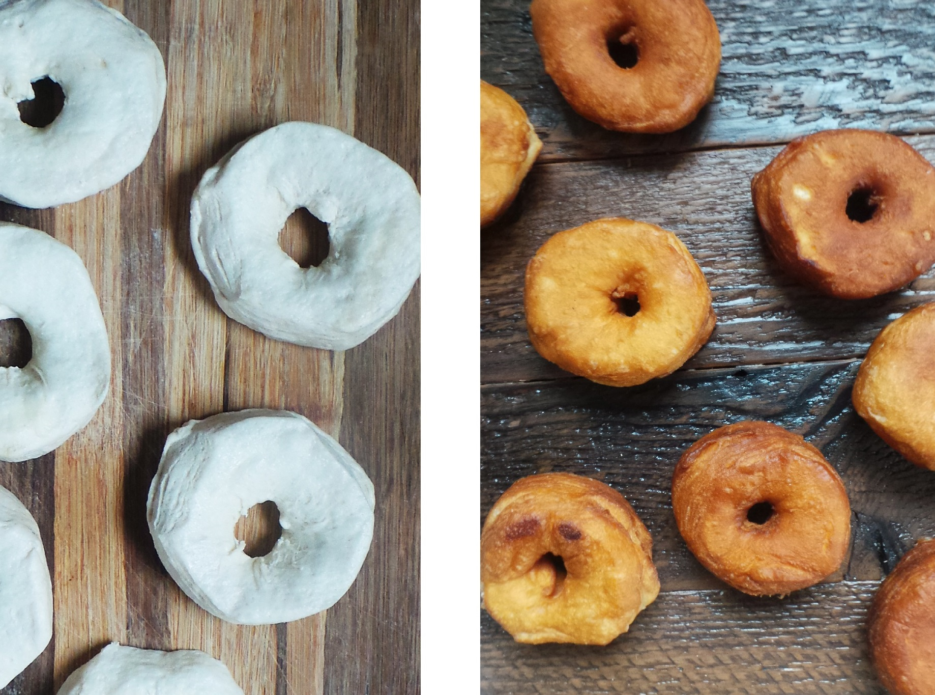Quick & Easy 5 Minute Donuts