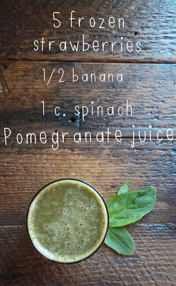 The Ultimate Breakfast Smoothie