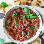 Roasted Eggplant Caponata