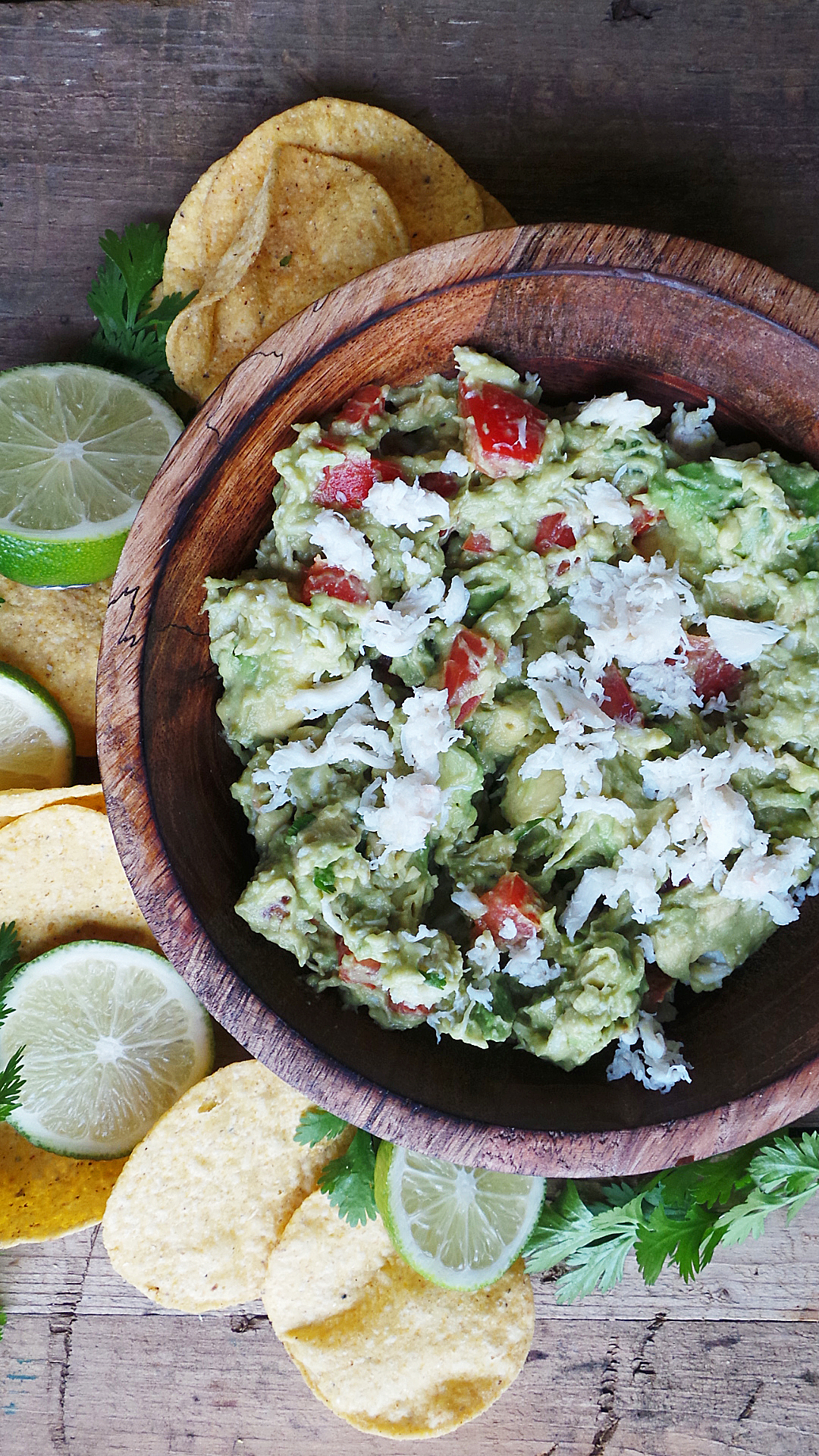 Crab Guacamole + Tips & Tricks