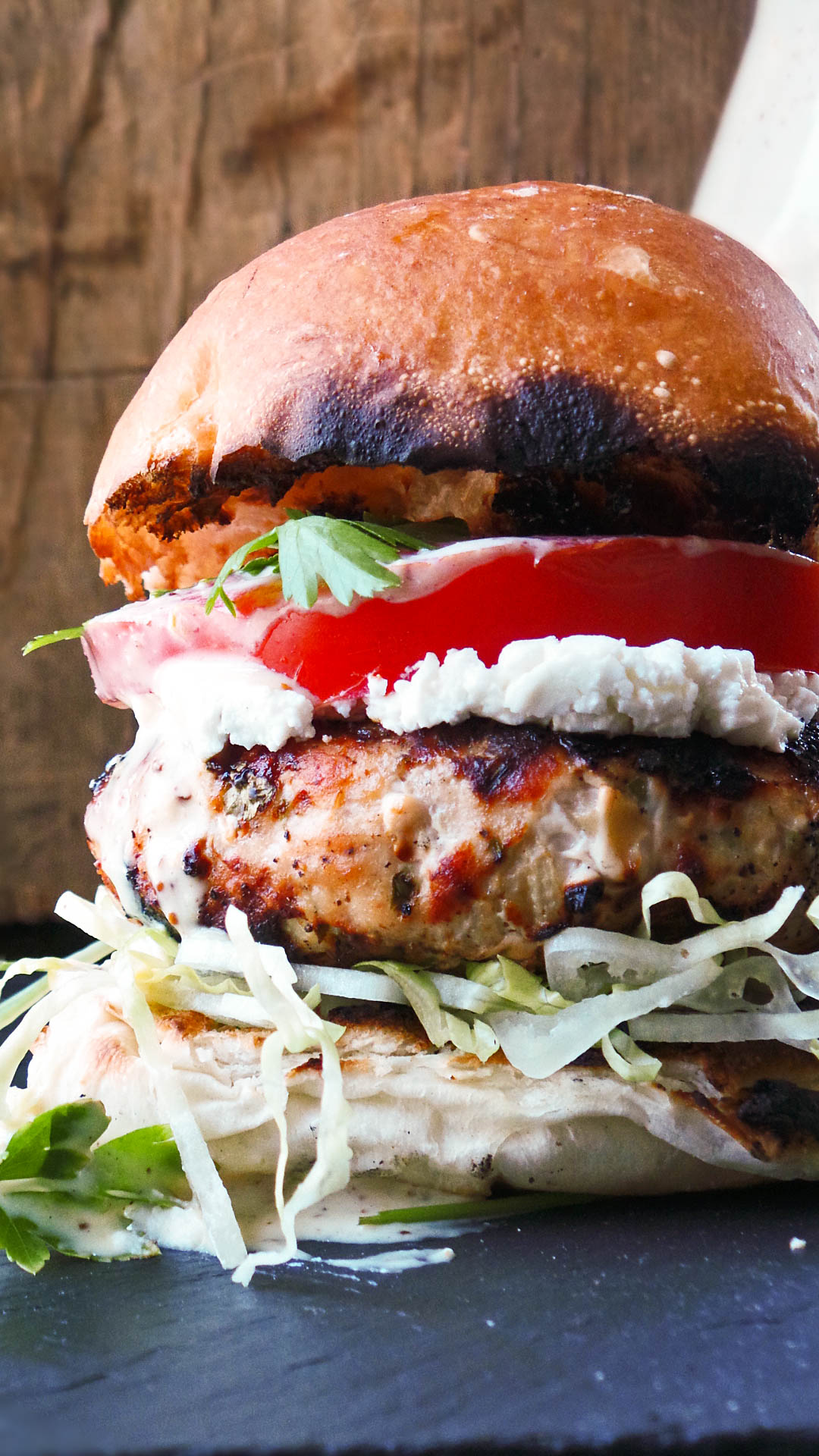 Everything to Know About Turkey Burgers (Recipe)