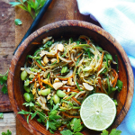 "Vegetable ""Pad-Thai"""