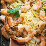 Roasted Shrimp Scampi (Two-in-One Recipes)