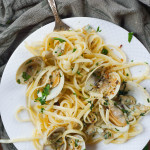 Quick & Easy Linguine with Clam