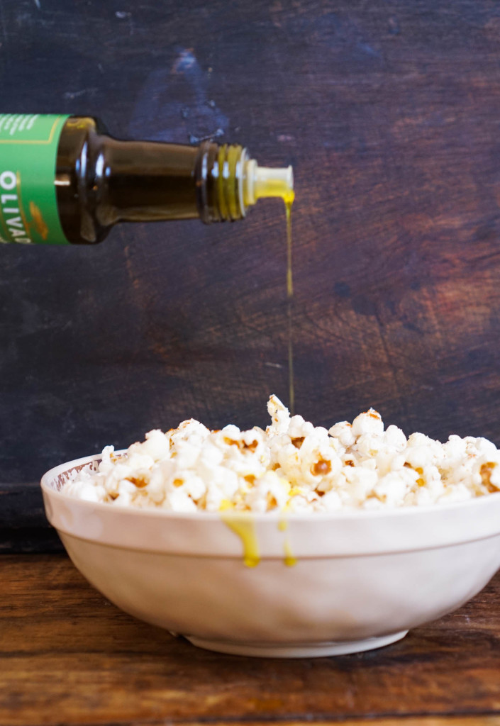 The Best 5-Ingredient Popcorn Ever