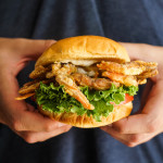 Crispy Soft Shell Crab Sandwich