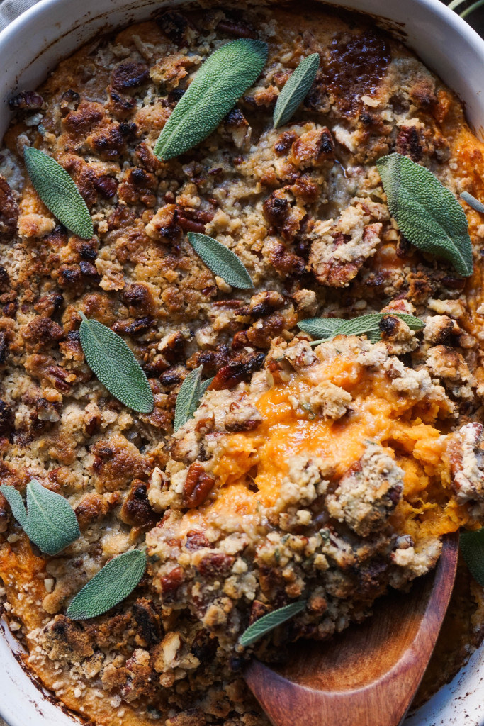 lLoaded Sweet Potato Casserole