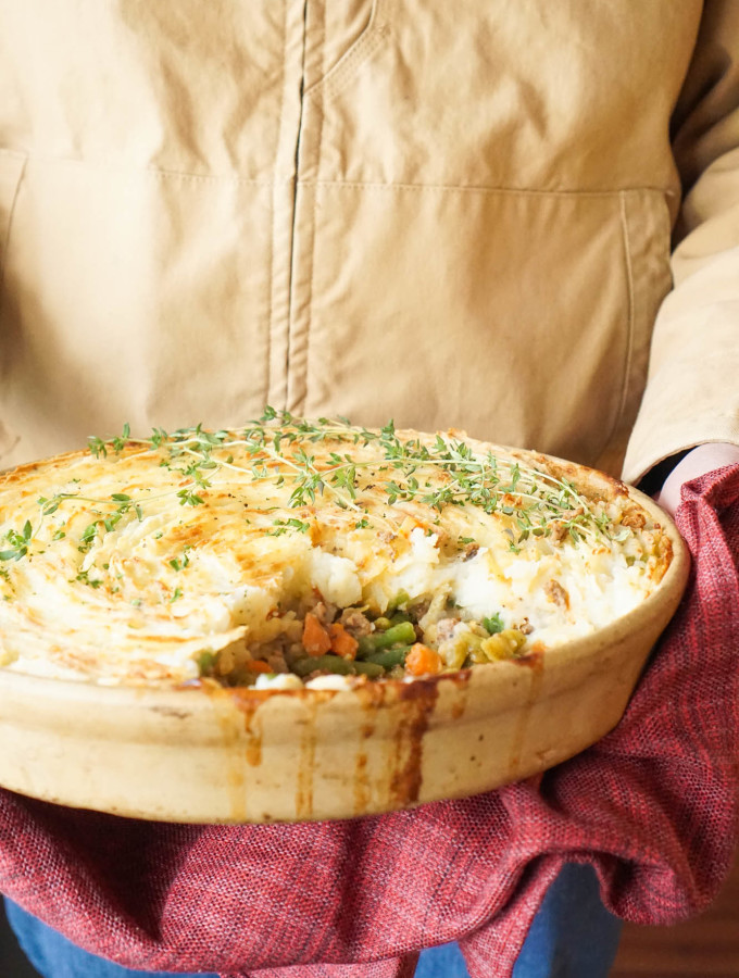 Shepherd's Pie (Whole30)