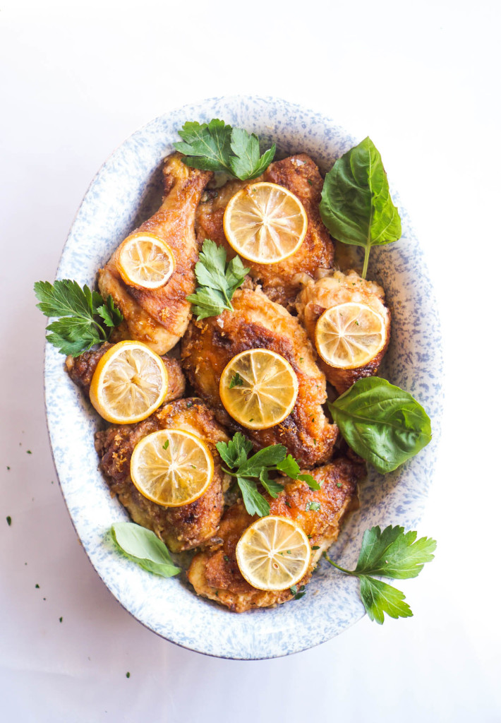 Silver Palate's Lemon Chicken