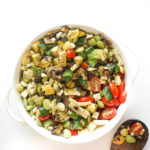 Grilled Summer Succotash (Great for Cookouts!)