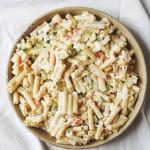 Cheesy Zucchini & Summer Squash Pasta Bake